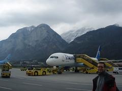 Aeropuerto de Innsbruck