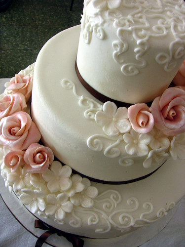 o´rose wedding cake! by o´holysweet!.