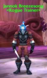 Jannok Breezesong <Rogue Trainer>