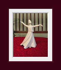 (bahareh220) Tags: statue iran persia poet sema  rumi