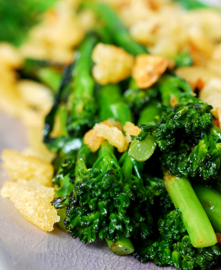Sautéed Broccolini© by Haalo