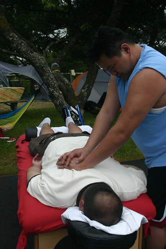 camp massage