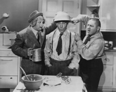 The Three Stooges in Rock-A-Bye Baby