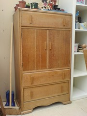 Cupboard unit for Freecycling (t1mmyb) Tags: freecycle