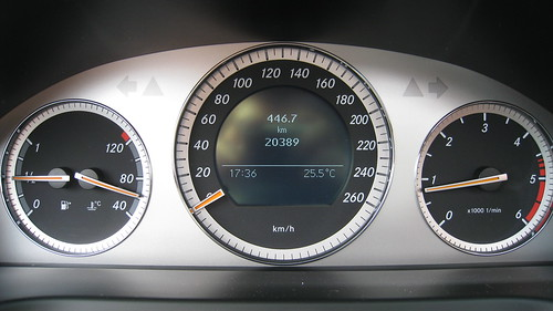 Changing KM to Miles