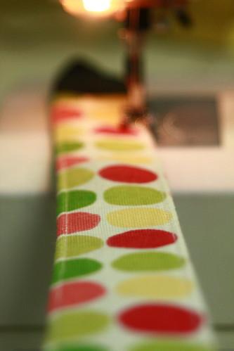 sewing camera strap