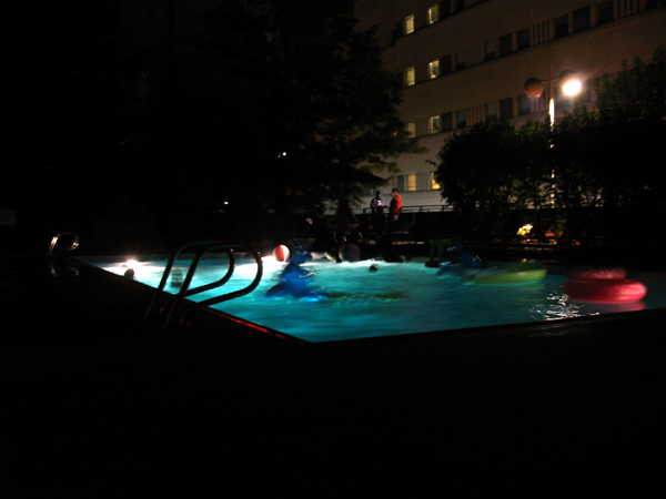 Gramercy Pool Party