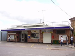 Picture of Debden Station