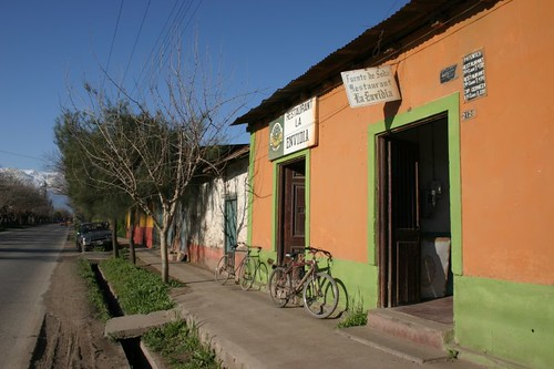 Tienda, Los Andes - Chile