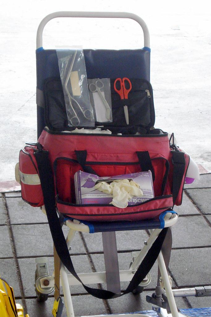 Bangkok MRTA Rescue Equipment