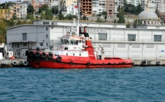 "Tug ""TDI Zubedye Ana"", Golden Horn, Istanbul, Turkey, 20 September 2008 (Ivan S. Abrams) Tags: coastguard docks turkey boats nikon mediterranean ataturk ships istanbul getty lighters nikkor shipping tugs straits ports nikondigital blacksea gallipoli ferries harbors watercraft bosphorus tugboats gettyimages vessels freighters tankers harbours cruiseships barges smrgsbord warships destroyers ferryboats navyships speedboats frigates internationaltrade classicboats seaofmarmara navies containerships portcities navalvessels bulkcarriers nikonprofessional chokepoints onlythebestare boatnerd ivansabrams trainplanepro nikond300 shippinglanes internationalshipping sealanes ivanabrams worldwideshipspotters servicecraft gettyimagesandtheflickrcollection feriobots coastalfreighters marinecommerce internationalcommerce maritimecommerce seaportsseaportmaritime crossroadsasiaeuropebosforbogazasia minorboxesintermodal tugobats copyrightivansabramsallrightsreservedunauthorizeduseofthisimageisprohibited tucson3985gmailcom copyrightivansafyanabrams2009allrightsreservedunauthorizeduseprohibitedbylawpropertyofivansafyanabrams unauthorizeduseconstitutestheft thisphotographwasmadebyivansafyanabramswhoretainsallrightstheretoc2009ivansafyanabrams abramsandmcdanielinternationallawandeconomicdiplomacy"