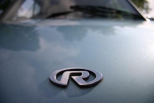 Reva G-wiz badge