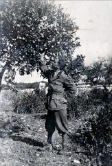 Omero QUARANTOTTI (MARCO_QUARANTOTTI) Tags: italy war italia oldphoto fascismo genio regio militare esercito vecchiafotografia erafascista iiguerramondiale iiwar alberodafrutta