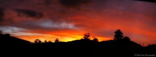Sunset 26-09-08