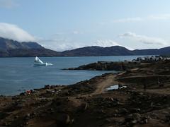 P1030889 (ezioman) Tags: blue ice nature water coast blu arctic greenland iceberg spiaggia ghiaccio kulusuk arcticocean groenlandia eastgreenland