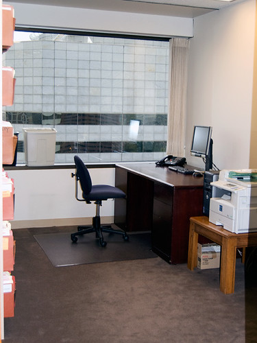 Old Office After
