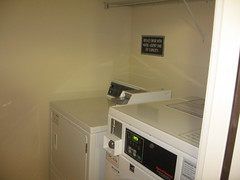 There Are Two Laundry Rooms On Each Floor