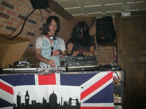 """Djs """"black neon party"""" (U-hey! & yuuki!310!)in Tokyo"""