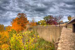 Fort Snelling (TylerIngram) Tags: autumn fall minnesota mississippi stpaul minneapolis hdr fortsnelling tyleringramdotcom