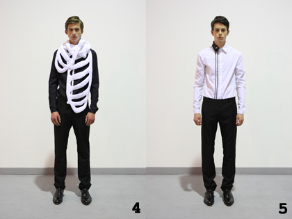Brooklyn Vegan Hipster Fashion Male