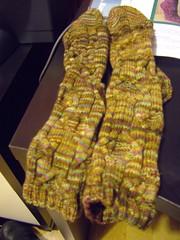 Trystero sock