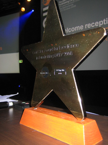 Gold Star Award for Excellence in Fundraising DRTV 2008