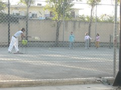 tennis lessons at palia ilektriki hania chania
