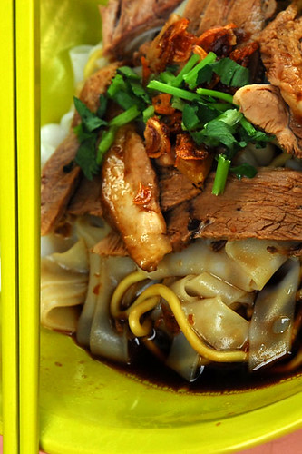 Braised Duck noodles - DSC_1850