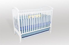 Recalled Delta Crib