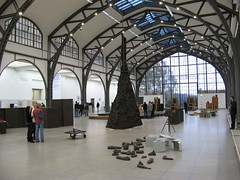 Hamburger Bahnhof Hall