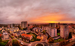 I don't know why some days start better then others (Batistini Gaston) Tags: brussels panorama sunrise belgium belgique belgie bruxelles brussel panoramique batistini eyegrabber gbatistini