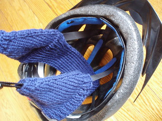 Ravelry: Bike Helmet Earmuffs pattern by Kristin Briney