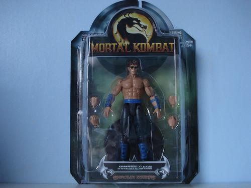 Mortal Kombat - Johnny Cage