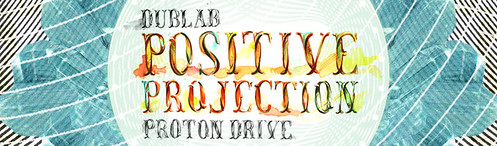 POSITIVE PROJECTION PROTON DRIVE logo