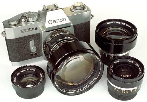 Canon EXEE - Camera-wiki org - The free camera encyclopedia