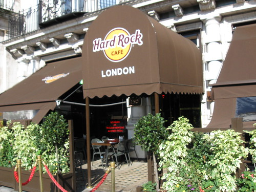 The Original Hard Rock Cafe