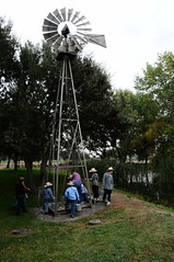 valley days field trip (ronsemailbox) Tags: county ca trip windmill field museum san grove days joaquin valley historical society silva micke manlio lodi 1880s