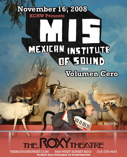 Mexican Institute of Sound 11/16