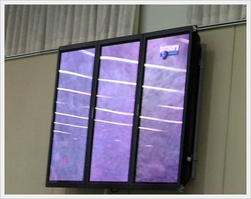 很硬來的LCD