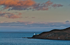 Davaar Lighthouse (mijoli) Tags: lighthouse scotland ef2470mmf28lusm kintyre campbeltown davaar campbeltownloch argyllandbute lightzone canon400d lighthousetrek davidthomasstevenson