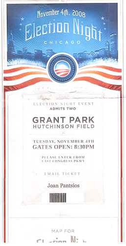 Election Night Event Ticket