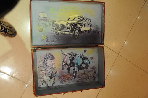 C215 Trunk. Photo by RJ