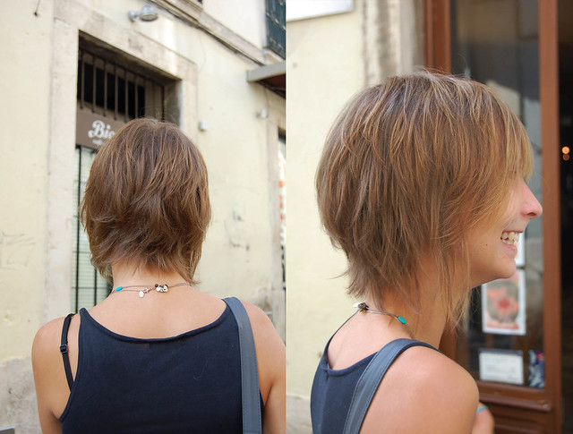 Pictures Stacked Haircut Hairstyle