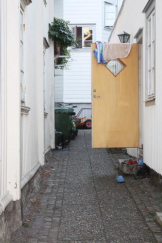 Dörr i Marstrand