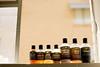 Lush in a Row (HelenPalsson) Tags: bathroom shampoo lush flyingfox tramp conditioner rehab lushcosmetics showergel americancream veganese happyhippy theolivebranch 20081114