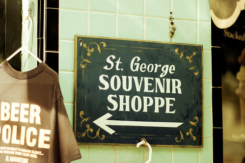 St George Souvenir Shop