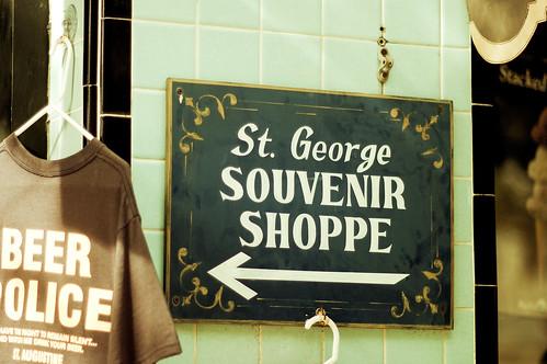 St George Souvenir Shop