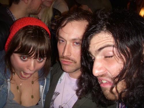 Sam, Sam, and Brian
