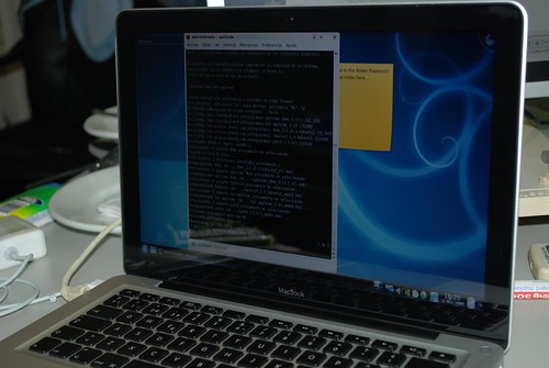 Runing Intrepid Ibex KDE4.1