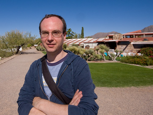 at Taliesin West
